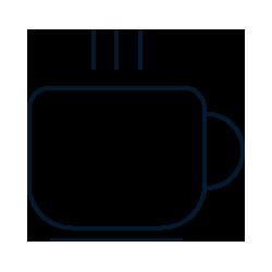 Icon Kaffeetasse